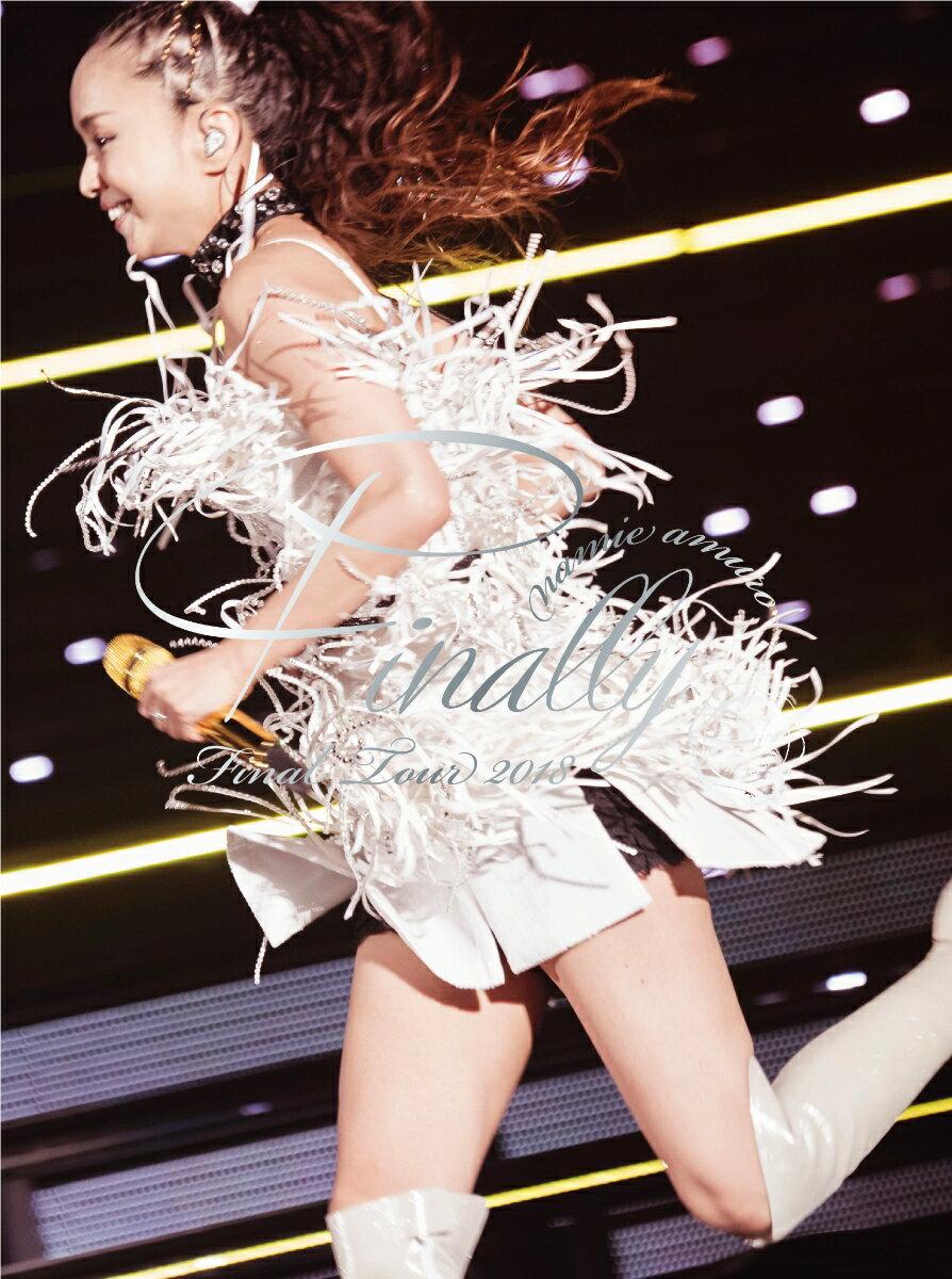 namie amuro Final Tour 2018 ~Finally~ (東京ドーム最終公演+25周年沖縄ライブ+京セラドーム大阪公演)(初回盤)