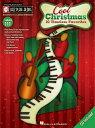 【輸入楽譜】ジャズ・プレイ・アロング 第111巻: クール・クリスマス(CD付)