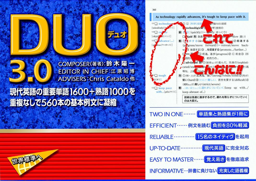 アイシーピー『DUO 3.0』