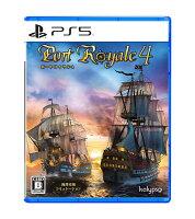【特典】ポート ロイヤル 4 PS5版(【初回外付特典】オリジナルサウンドトラックCD)