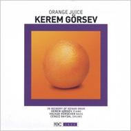 【輸入盤】Orange Juice [ Kerem Gorsev ]