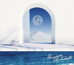 ハネムーン (初回限定盤 CD+Blu-ray+フォトブック+スリーブ)