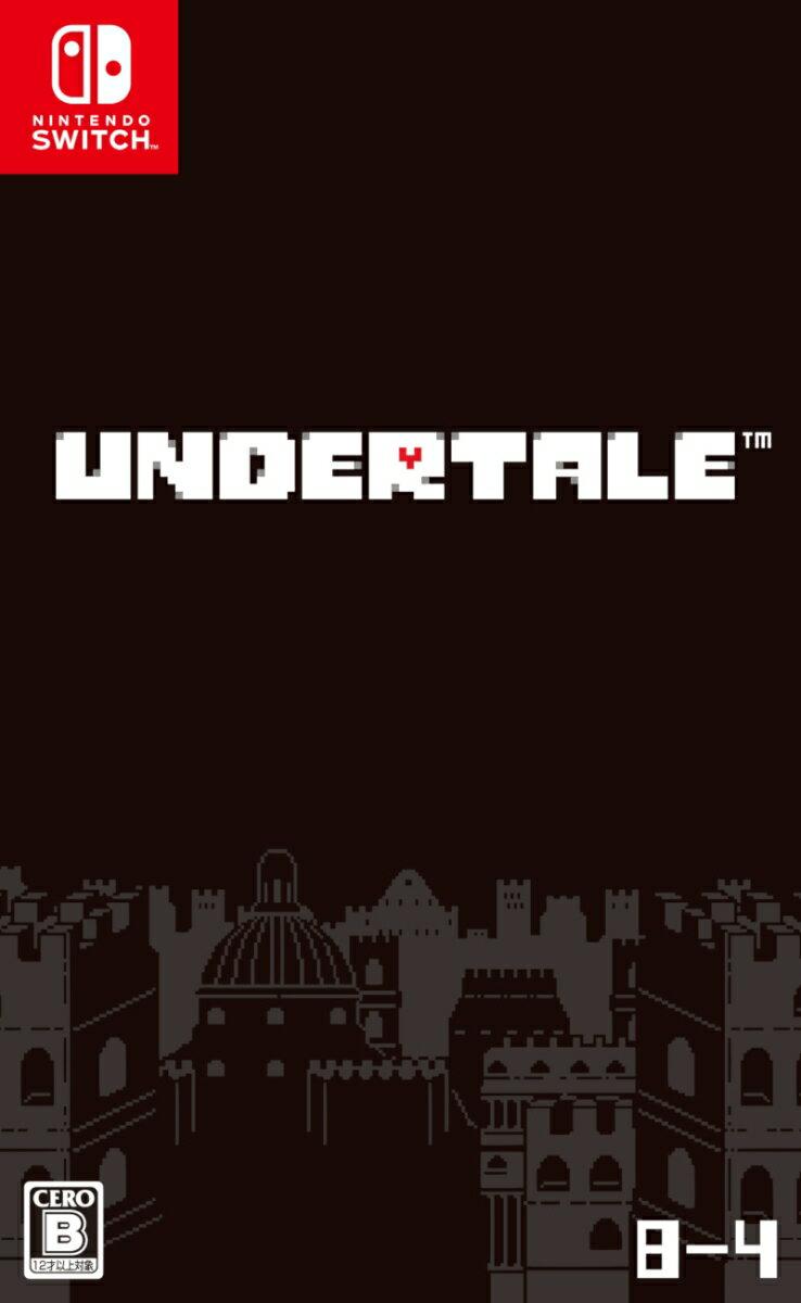 【特典】UNDERTALE Nintendo Switch版(ストーリーブックレット)