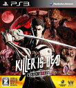 【送料無料】KILLER IS DEAD PREMIUM EDITION PS3版