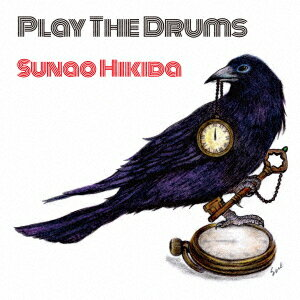 PLAY THE DRUMS画像