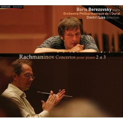 【送料無料】【輸入盤】ピアノ協奏曲第2番、第3番 ベレゾフスキー(p)リス&ウラル・フィル [...