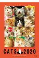 2020年 ビッグコミックオリジナル 村松誠 猫カレンダー