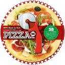 Pizza M Size(ピザ Mサイズ ピザカッター付き)