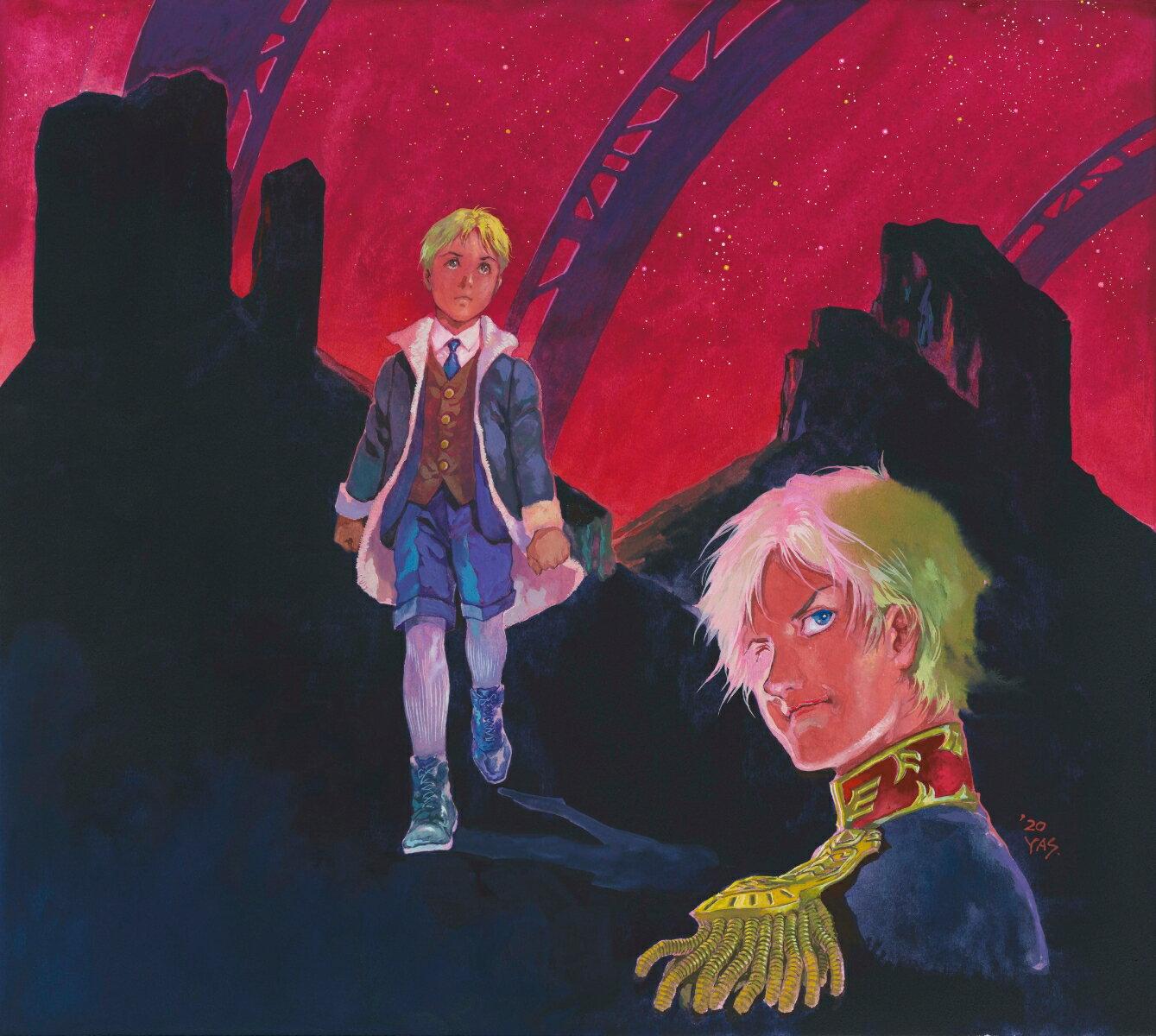 機動戦士ガンダム 40th Anniversary Album 〜BEYOND〜 (完全生産限定盤[2CD+Blu-ray+特製ブックレット]THE ORIGIN 特別版)画像