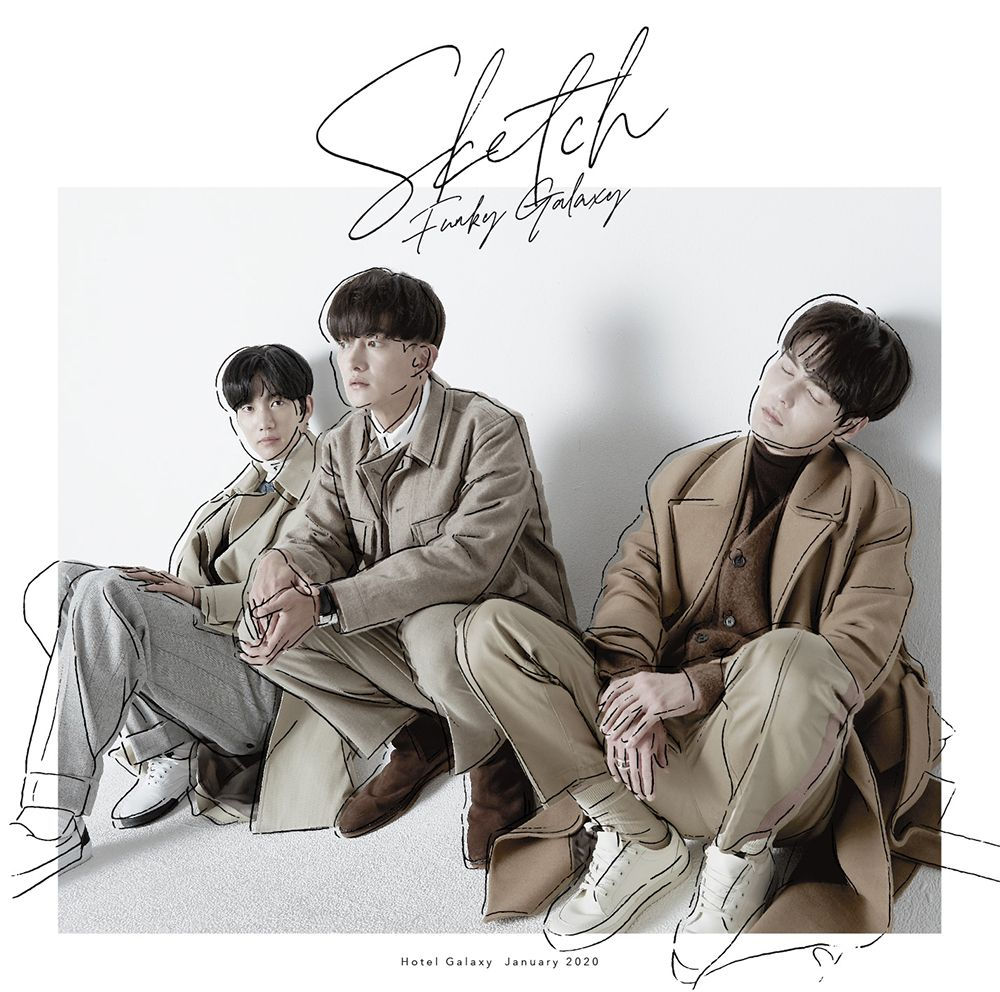 韓国(K-POP)・アジア, その他 Sketch ( ver.31)) FUNKY GALAXY