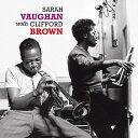 【輸入盤】Sarah Vaughan With Clifford Brown (Rmt)(Ltd)