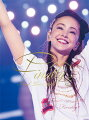 namie amuro Final Tour 2018 〜Finally〜 (東京ドーム最終公演+25周年沖縄ライブ+5月東京ドーム公演)(初回盤)【Blu-ray】