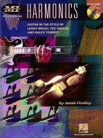 【輸入楽譜】HARMONICS: GUITAR IN THE STYLEOF L.BREAU(BK & CD)