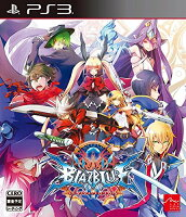 BLAZBLUE CENTRALFICTION Limited Box PS3版の画像