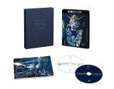 機動戦士ガンダムF91 4KリマスターBOX(4K ULTRA HD Blu-ray&Blu-ray Disc 2枚組)(特装限定版) 【4K ULTRA HD】
