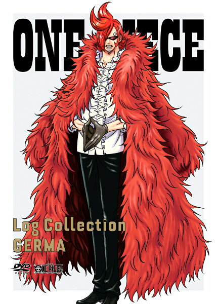 """ONEPIECELogCollection""""GERMA"""" 尾田栄一郎"""