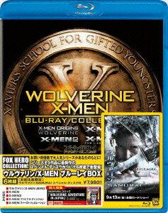 ウルヴァリン/X-MEN ブルーレイBOX<6枚組> 【初回生産限定】【Blu-ray】ウルヴァリン:SAMURAI スペシャル・ディスク付