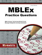 MBLEx Practice Questions: MBLEx Practice Tests & Exam Review for the Massage & Bodywork Licensing Ex [ Mometrix Media ]