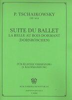 【輸入楽譜】チャイコフスキー, Pytr Il'ich: 「眠れる森の美女」組曲 Op.66a/ラフマニノフ編