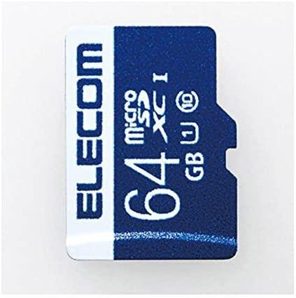 MicroSDXCカード/データ復旧サービス付/UHS-I U1 45MB/s 64GB(Nintendo Switch対応)