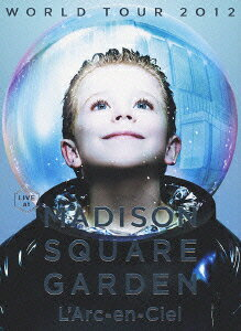 【送料無料】WORLD TOUR 2012 LIVE at Madison Square Garden【初回生産限定盤】 [ L'Arc~en~...