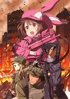 ソードアート・オンライン オルタナティブ ガンゲイル・オンライン 3(完全生産限定版)【Blu-ray】
