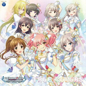 THE IDOLM@STER CINDERELLA GIRLS STARLIGHT MASTER for the NEXT!01 TRUE COLORS画像