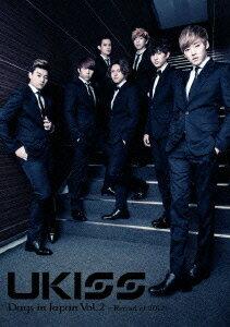 U-KISS Days in Japan Vol.2 -Record of 2012-画像