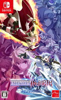 UNDER NIGHT IN-BIRTH Exe:Late[cl-r] Nintendo Switch版の画像