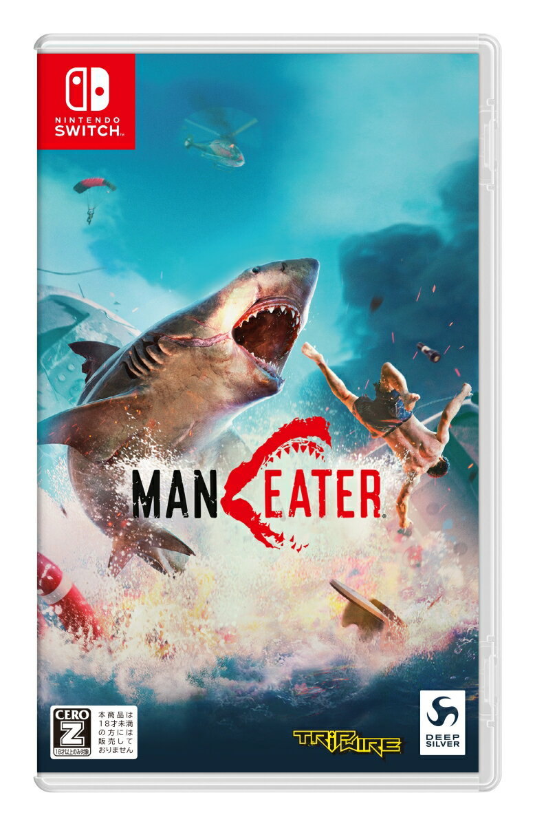 Maneater Nintendo Switch版