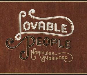 【楽天ブックスならいつでも送料無料】Lovable People (初回限定盤 CD+DVD) [ 槇原敬之 ]