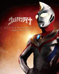 ウルトラマンダイナ Complete Blu-ray BOX 【Blu-ray】画像