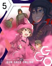 ソードアート・オンライン オルタナティブ ガンゲイル・オンライン 5(完全生産限定版)