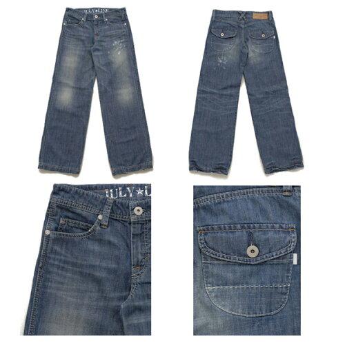 Westwood Outfitters×ジュリアナコラボデニム[myself-0003]BAGGY サイズM カラーSWT