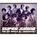 美人(BONAMANA)(CD+DVD) [ SUPER JUNIOR ]