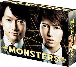 【楽天ブックスならいつでも送料無料】MONSTERS DVD-BOX [ 香取慎吾 ]