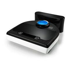 ネイト BotvacD8500 全自動ロボット掃除機 ブラック&アークティックホワイト BV-D8500