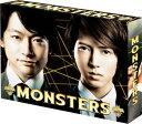 【送料無料】MONSTERS Blu-ray BOX 【Blu-ray】 [ 香取慎吾 ]