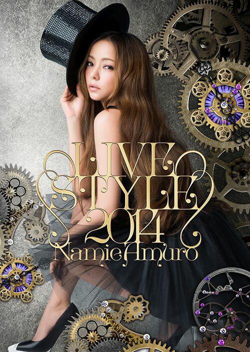 namie amuro LIVE STYLE 2014 豪華盤 【Blu-ray】