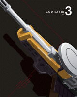 GOD EATER vol.3【Blu-ray】