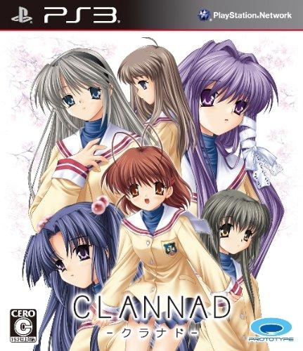 CLANNAD PS3版画像