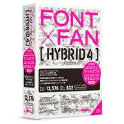 FONT x FAN HYBRID 4