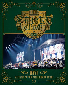 Animelo Summer Live 2019 -STORY- DAY1【Blu-ray】