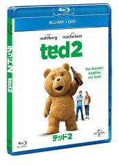 【楽天ブックスならいつでも送料無料】テッド2 ブルーレイ+DVDセット【Blu-ray】 [ マーク・...