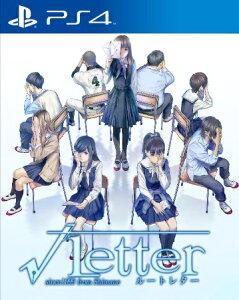 √Letter ルートレター 通常版 PS4版
