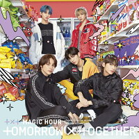 MAGIC HOUR (初回限定盤A CD+DVD)