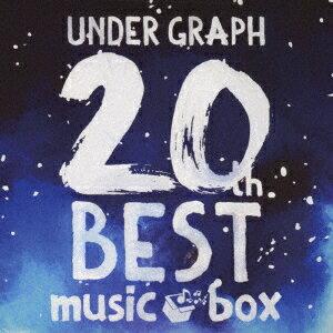UNDER GRAPH 20th BEST music box画像