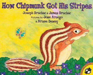 How Chipmunk Got His Stripes HOW CHIPMUNK GOT HIS STRIPES (Picture Puffin Books) [ Joseph Bruchac ]