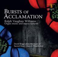 【輸入盤】Bursts Of Acclamation-organ Works & Transcriptions: David Briggs画像