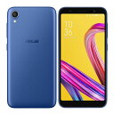 Zenfone Live L1 Series ( 5.5インチ / Android8.0 / ROM:32GB / RAM:2GB / スペースブルー ) ZA550KL-BL32